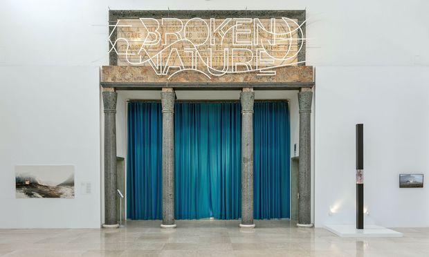 """""""Broken Nature"""", Triennale"""