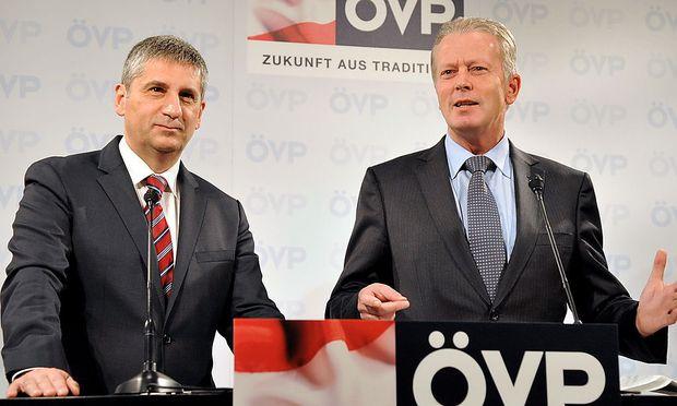 Länder-Finanzen: ÖVP will Bund/Länder-Pakt noch im Jänner