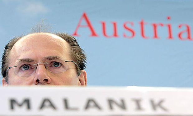 Peter Malanik verlässt die AUA per sofort