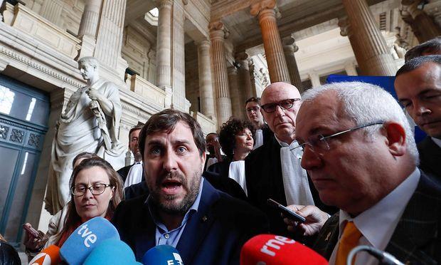 Der ehemalige katalanische Gesundheitsminister.