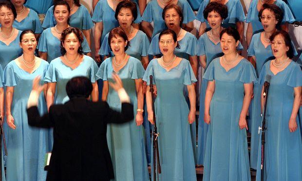 Symbolbild Frauenchor
