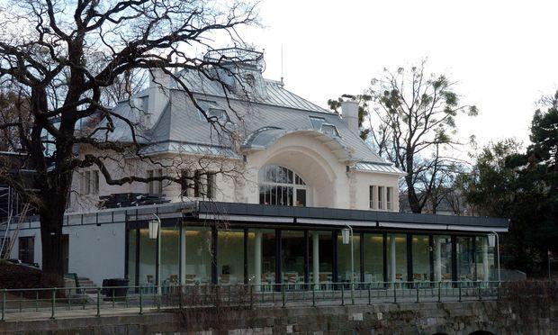 Meierei im Stadtpark