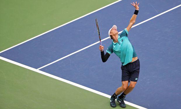 Der Finaleinzug bei den US Open ist Kevin Andersons größter Erfolg, zuvor war bei Grand Slams ein Viertelfinale (New York 2015) das Höchste der Gefühle.