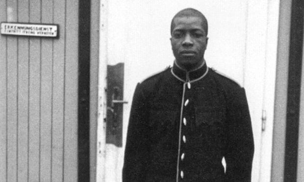 José C. Grey Key im KZ Mauthausen.