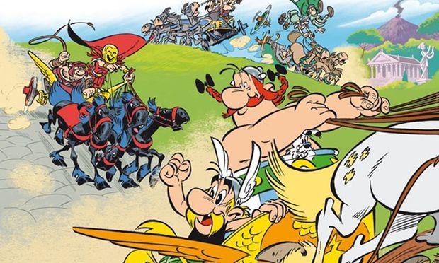 Neues Asterix Heft