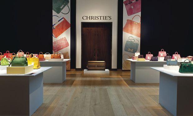 Vintage-Handtaschen bei Christie's