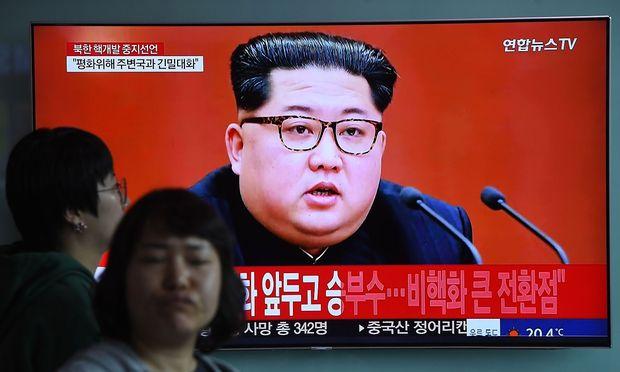 Nordkorea will Atomtests aussetzen