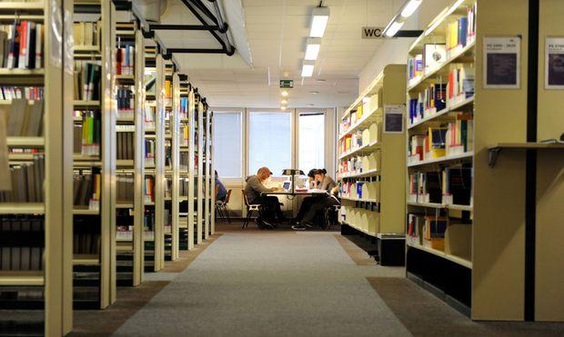 Bibliothek der WU Wien