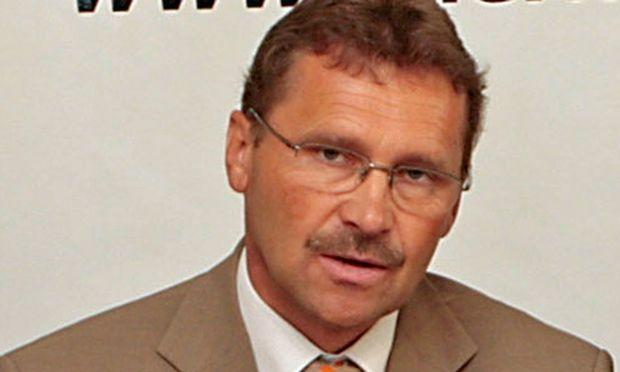 Offiziell Stronach holt ExSPKlubchef