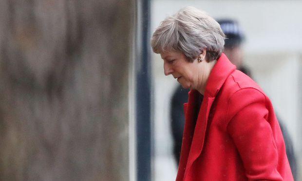 Die wirkliche Brexit-Hürde für Theresa May kommt noch — EU-Austritt