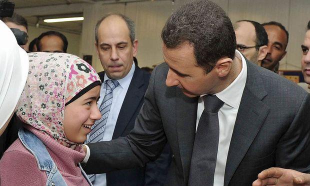 Anschlag Damaskus Assad schwoert