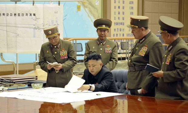Nordkorea Atommacht