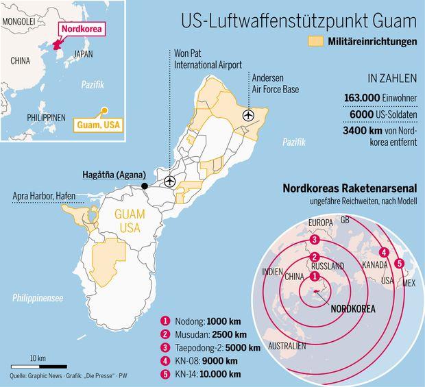 US-Verteidigungsminister Mattis: Krieg mit Nordkorea wäre