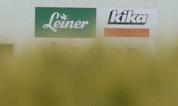 Kika/Leiner könnte vor Insolvenz stehen.