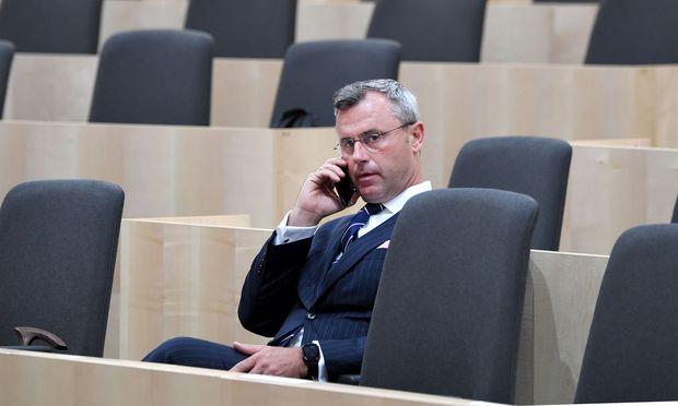 Norbert Hofer, FPÖ