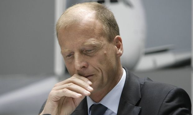 Airbus-CEO Tom Enders / Bild: imago/Jens Schicke
