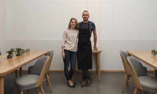Petra und Oliver Lucas vom Restaurant Grace meinen, es muss offen über das Thema No-Shows gesprochen werden. Um Bewusstsein zu schaffen.