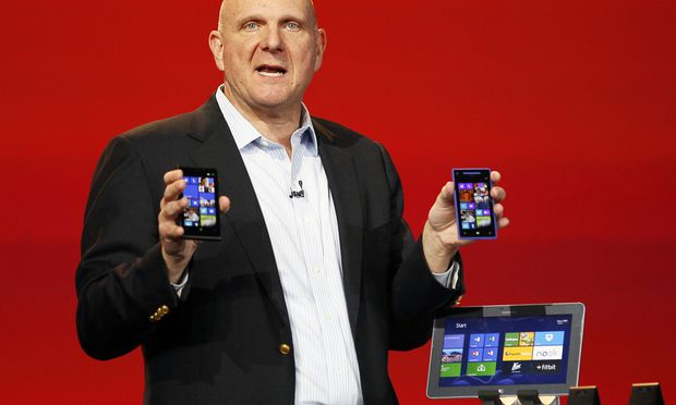 Windows Windows Phone bald