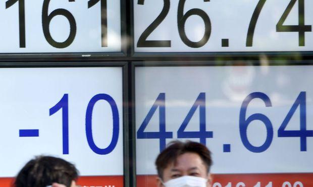 Der mögliche Wahlsieg des Rechtspopulisten Donald Trump sorgte für Panik an den asiatischen Börsen
