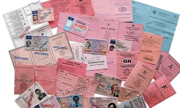 Aus hundert Führerschein-Varianten soll bis 2033 eine werden.
