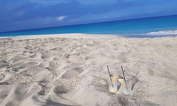 Traumhafter Urlaub auf Kap Verde, schlechte Idee das zu leugnen.