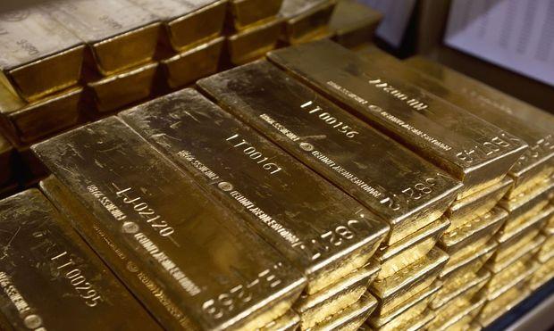 International - Goldpreis steigt auf höchsten Stand seit fast sechs Jahren