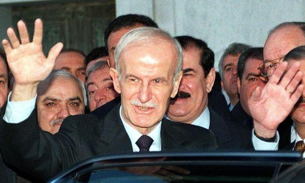 Assad senior