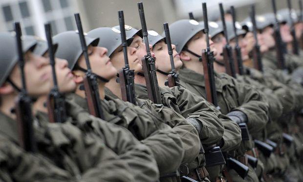 Bundesheer Volksvefragung Wehrpflicht
