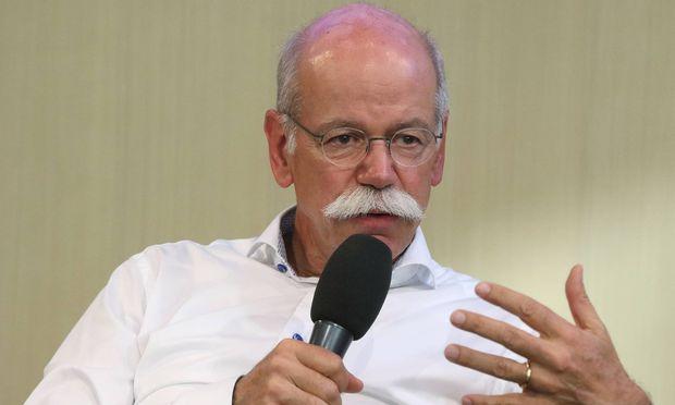 Dr Dieter Zetsche Vorsitzender des Vorstands der Daimler AG und Leiter Mercedes Benz Cars.