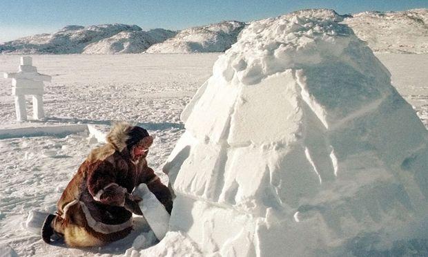 Inuit Ernährung