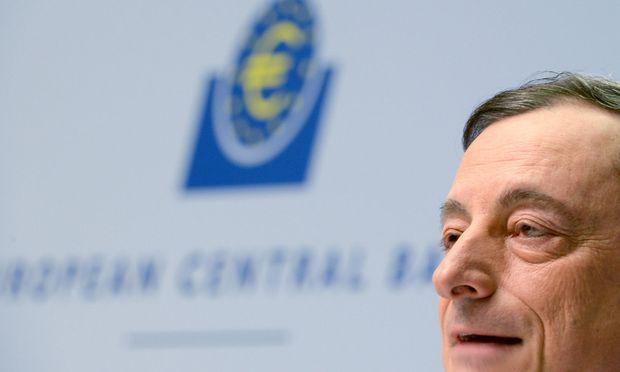 EZB-Präsident Draghi: Lockere Geldpolitik weiter nötig