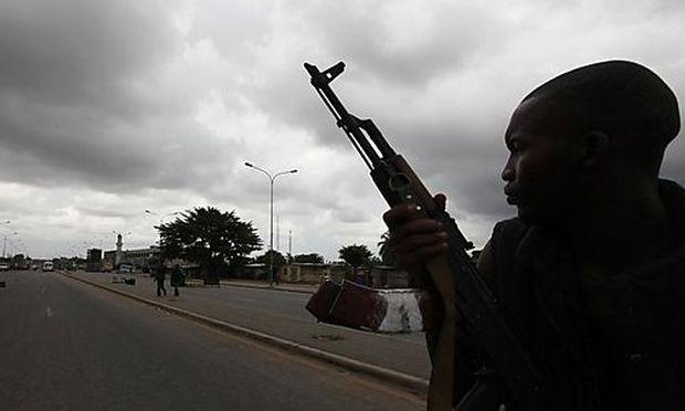 Elfenbeinkuste Ouattara Hauptstadt