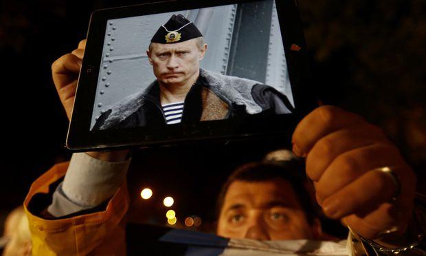 Oligarchen Magnaten Russland