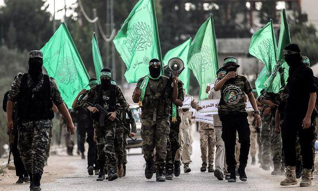 Ezzedine al-Qassam Brigaden