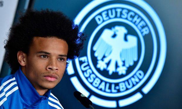 Jungstar Leroy San´e soll für frischen Schwung im DFB-Team sorgen.