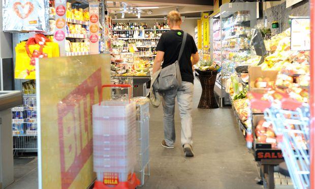 Der tägliche Einkauf gehört zu den großen Preistreibern.