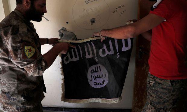Themenbild: Rückeroberung der IS-Hauptstadt Rakka / Bild: (c) REUTERS (ERIK DE CASTRO)