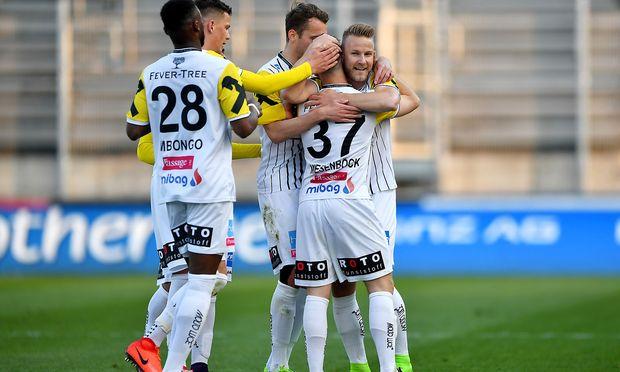 SOCCER - Erste Liga, LASK vs Liefering