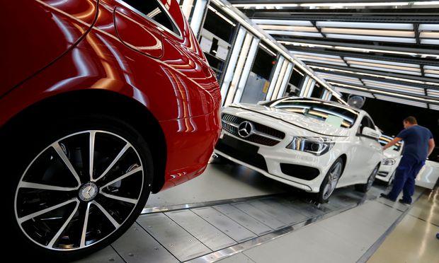die meisten Luxusautos der Welt