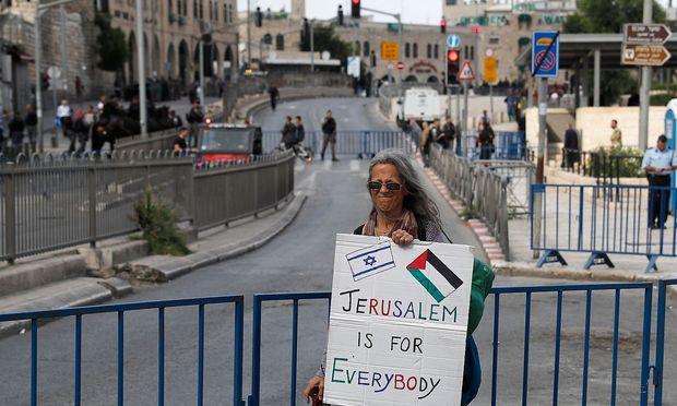 Palästinenser ziehen Botschafter aus Wien ab