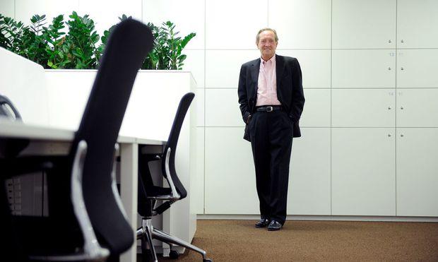 Büros ohne Menschen: eine Vision, die Erfolgsautor und Berater Martin Walker keine Sorgen bereitet.