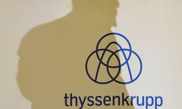 ThyssenKrupp streicht 2500 Jobs in Verwaltung