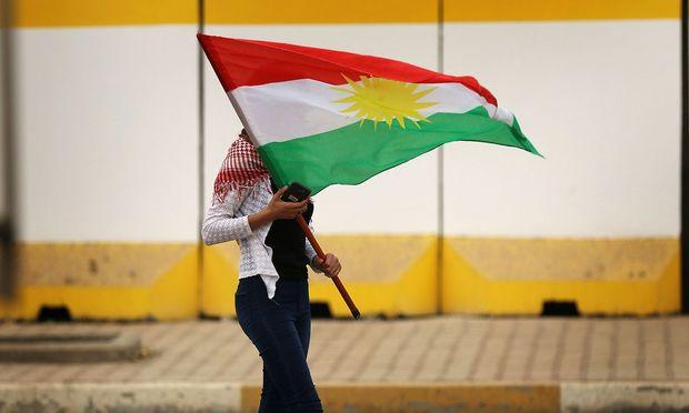 Die Kurden stimmten praktisch geschlossen für die Abspaltung von Bagdad.