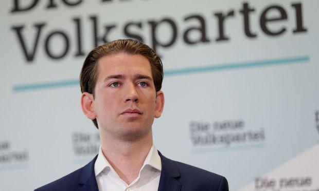 Wenn Sebastian Kurz kurz strauchelt, fangen ihn SPÖ und FPÖ wieder auf und helfen ihm weiter.