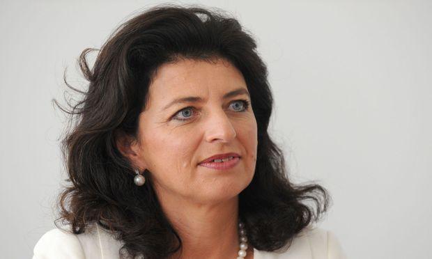 Monika Forstinger, ehemalige Infrastrukturministerin