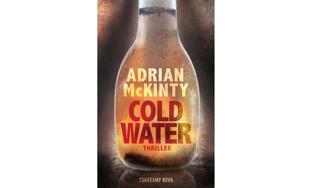 "Adrian McKinty: ""Cold Water"""
