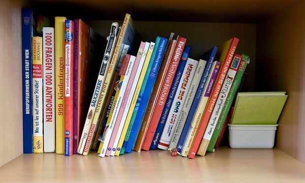 Symbolfoto: Volksschule