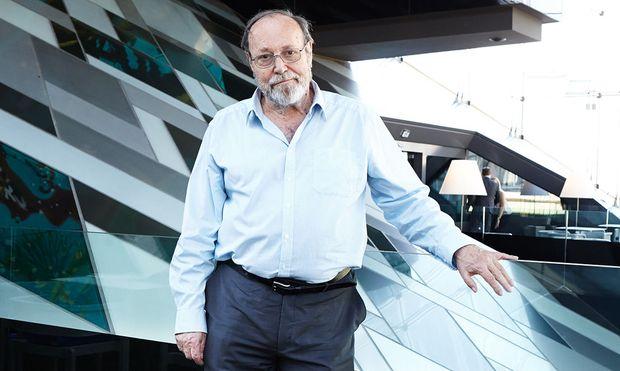 Ökonom Bernard Lietaer war bei der Geburt des Euro dabei