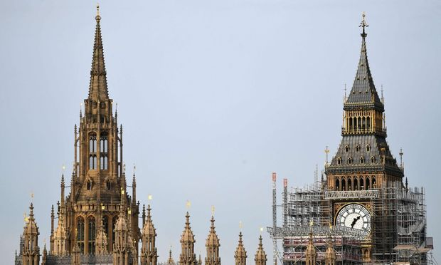 BRITAIN-PARLIAMENT-RENOVATIONS