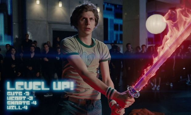 Ein Filmplot wie ein Computerspiel: Scott Pilgrim (Michael Cera) muss die sieben Ex-Freunde seiner Flamme besiegen.